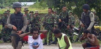 Indonesian security forces intimidate Papuans