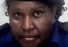 First Constable Mary Louise Avu PNG 110621