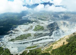 Porgera mine PNG