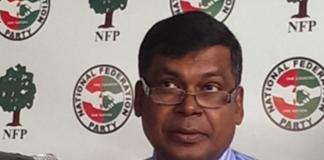 Dr Biman Prasad