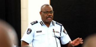 Fiji A/Police Commissioner Rusiate Tudravu