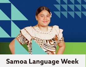 Samoa Language Week