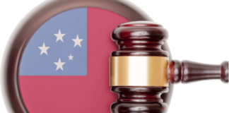 Samoan justice graphic