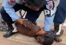 Assault on deaf Papuan teenager 26 July 2021