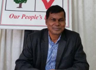 NFP leader Professor Biman Prasad