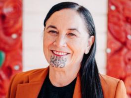 Māori Party co-leader Debbie Ngarewa-Packer