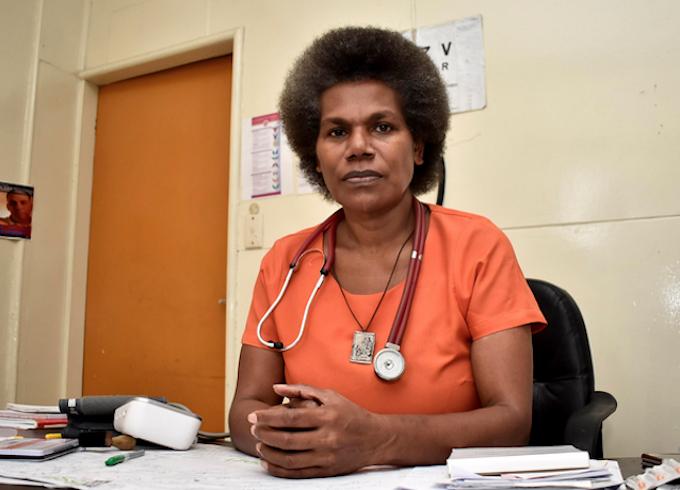 Dr Baladina Kavoa