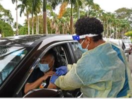 Fiji covid vaccination