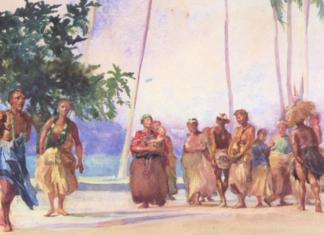 Fagaloa Bay Samoa