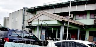 Fiji's Colonial War Memorial Hospital in Suva