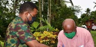 Fiji vaccination rollout