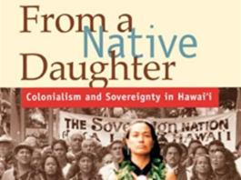 Academic and activist Dr Haunani-Kay Trask
