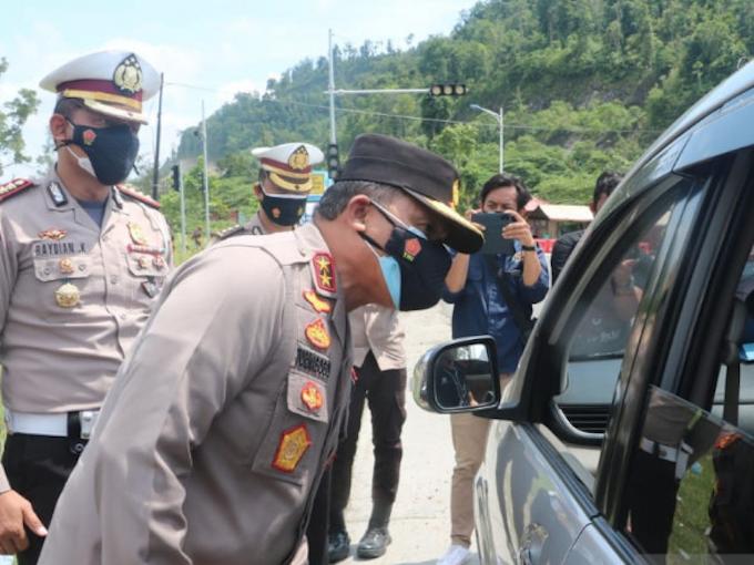 Inspector-General Tornagogo Sihombing