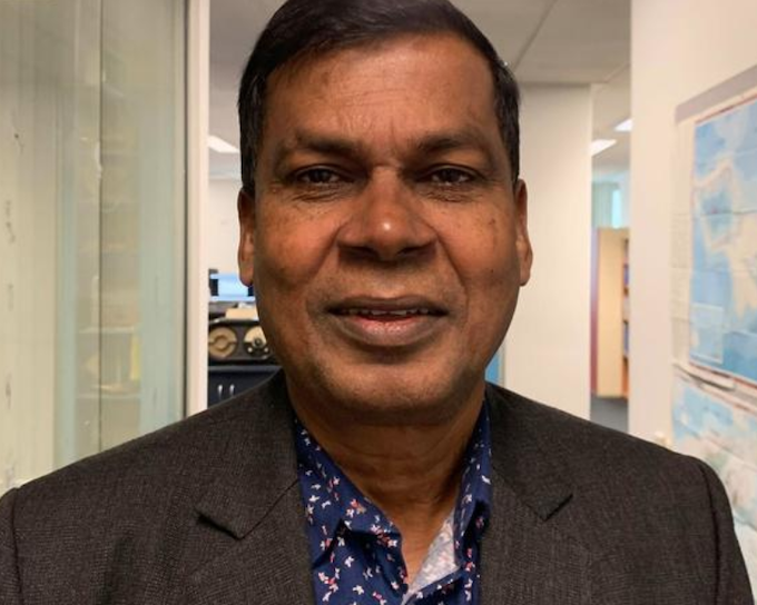 NFP leader Dr Biman Prasad 070721