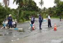 Nine arested in Fiji
