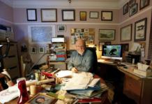 Author - explorer Philip Temple