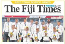 Fiji Times Olympic Gold