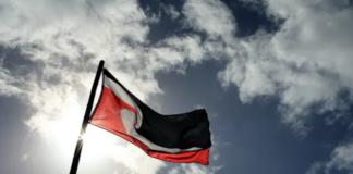 Tino Rangatiratanga flag