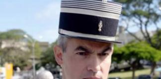 Colonel Eric Steiger