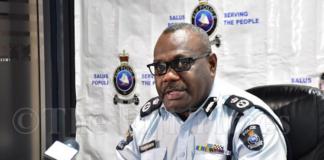 Deputy Police Commissioner Rusiate Tudravu, Fiji