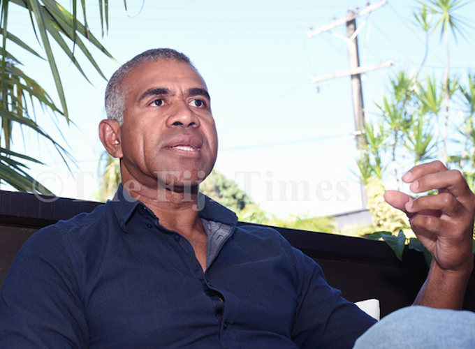 Former Fiji surgeon Dr Jone Hawea