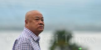 Suva lawyer Graham Leung