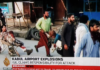 Kabul Airport suicide bombing wounded