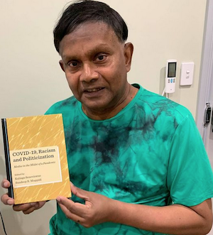Researcher Kalinga Seneviratne