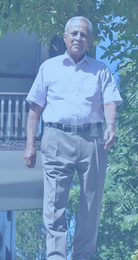 Former Prime Minister Mahendra Chaudhry