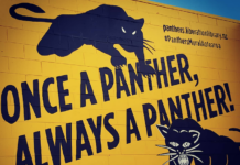 """""""Once a Panther, Always a Panther"""""""