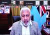 Fiji Prime Minister Voreqe Bainimarama SIDS