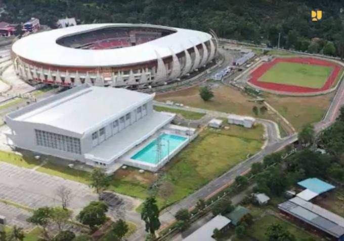 Papua Games venues