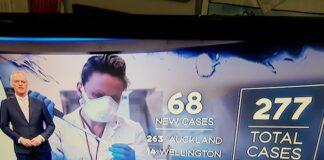 TVNZ One News 260821