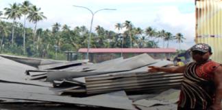 Takubar School destroyed by fire
