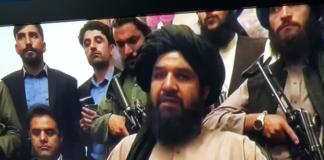 Taliban takeover in Kabul