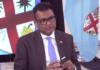 Fiji Immigration Secretary Yogesh Karan