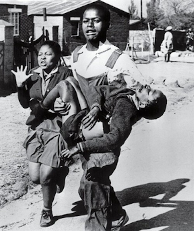 1976 Soweto protest