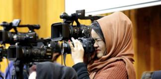 Women journalists now scarce in Kabul