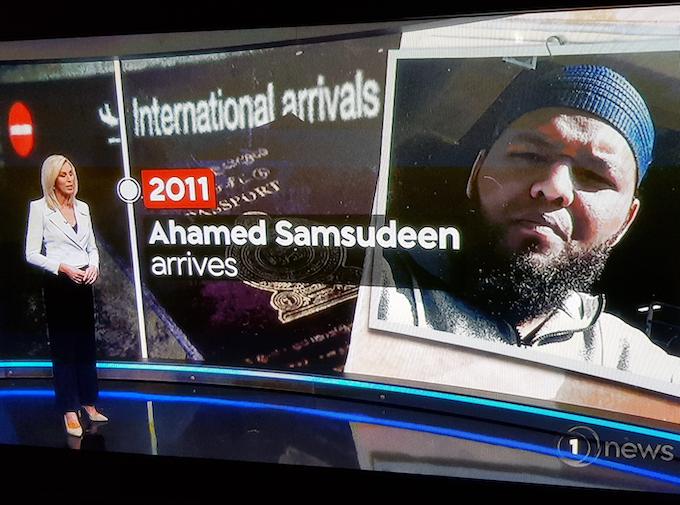Ahamed Aathill Mohamed Samsudeen
