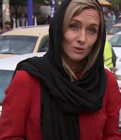 Al Jazeera's Charlotte Bellis