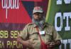 Former political prisoner Filep Karma
