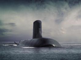 French Shortfin Barracuda submarine
