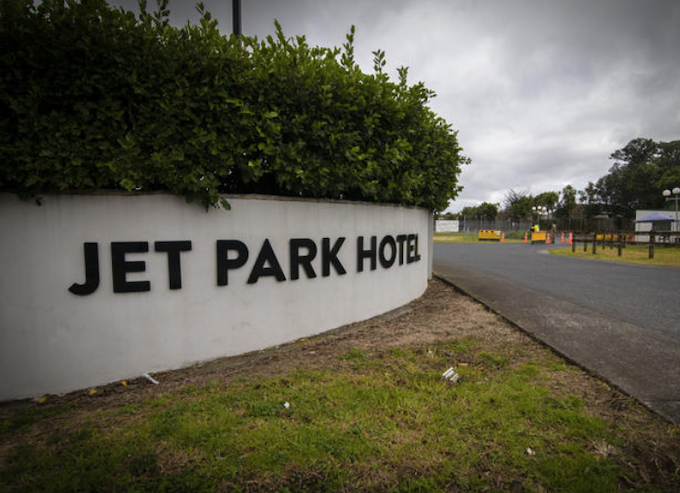 Jet Park Hotel