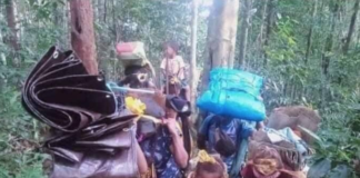 Maybrat, West Papua, refugees
