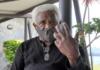 New Caledonian custom Senate president Yvon Kona