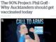 Auckland Mayor Phil Goff plea