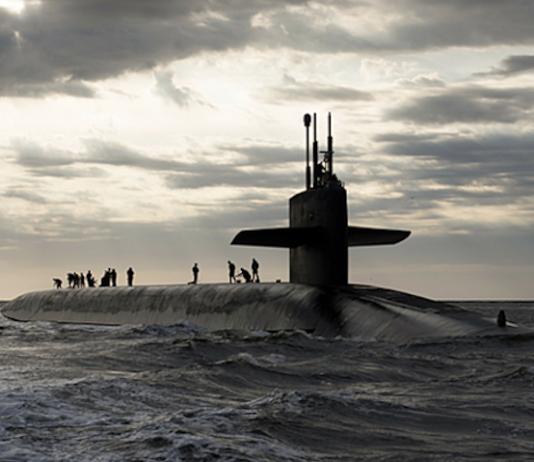 Australian nuclear-powered submarine deal