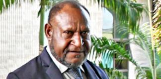 PNG's Labour Minister Tomait Kapili