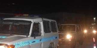 Solomon Islands Police Response Team (PRT)