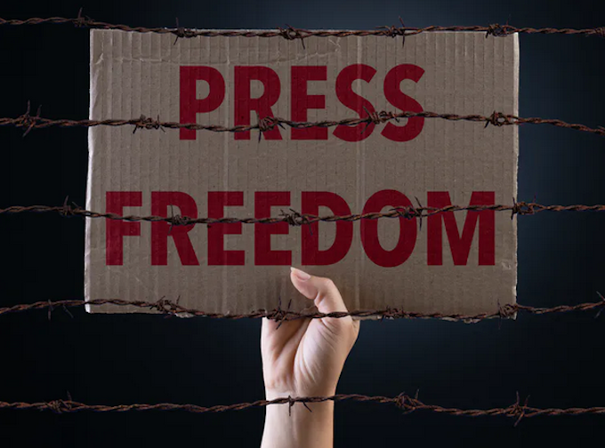 Press Freedom poster
